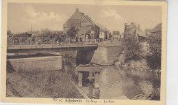 Adinkerke - De Brug - Le Pont - Viele Beschriftungen - De Panne