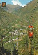 VALLS D'ANDORRA TELECABINES AL LAC ENGOLASTERS (808) - Andorra