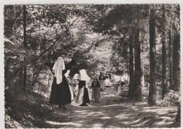 Soeurs De St-Joseph De St-Marc Guéberschwihr - Promenade Au Noviciat 105x150 Dentelée, Glaçée - Francia