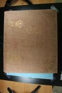 Ancien Album Pour 750 Cartes Postales (75 Pages X 10 Cartes) - Supplies And Equipment