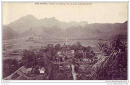 Tonkin - Region De Caobang Vue Du Poste De Trung-kan-phu - Vietnam