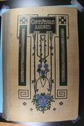 Ancien Album Pour 372 Cartes Postales (62 Pages X 6 Cartes) - Supplies And Equipment