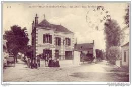 18 - Saint-martin-d'auxigny - Les Labes - Route De Mery-es-bois - Ohne Zuordnung