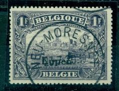 Alliierte Besetzung. Eupen  Auf Belgischer Marke, Nr. 11 Gestempelt - Belgische Zone
