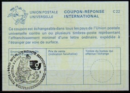 UNITED NATIONS VIENNA  WELTFRAUENKONFERENZ SCHWAN SWAN CYGNE 05.09.95 Int. Reply Coupon Reponse IRC IAS Antwortschein - Swans
