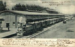 AFRIQUE DU SUD - Johannesburg / Park Station - Train - Beau Cliché - Afrique Du Sud