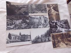 LOT DE 9 CARTES MORTAIN ...MANCHE - Autres Communes