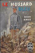 """""""Le Hussard Bleu""""--Roger NIMIER--Le Livre De Poche 1971-BE - Books, Magazines, Comics"""