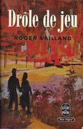 """""""Drôle De Jeu""""--Roger VAILLAND--Le Livre De Poche 1969-BE - Books, Magazines, Comics"""