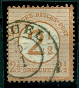 Deutsches Reich. Adler Mit Großem Brustschild Nr. 29, Gestempelt, Geprüft - Deutschland
