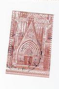 0,90 EUROS - Cathédrale De BARCELONE - 1931-Aujourd'hui: II. République - ....Juan Carlos I