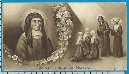 Holycard    N.B.   905   St. Louise De Marillac - Devotion Images