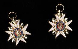 Ordre De Saint Louis,  Réplique Médaille De La Période Louis XVI - Before 1871