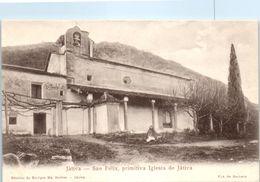 ESPAGNE - Jativa --  San Félix Primitiva Iglesia De Jativa - Autres