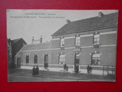 Avennes :MENUISERIE DESIRE BEAULIEU-ANIMATION (A2845) - Braives