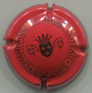 CAPSULE-CHAMPAGNE ROYAL COTEAU LE N°05 Rouge & Noir - Sonstige
