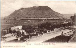 ESPAGNE - Jativa -- Arrozales Y Cerro Del Puig - Autres