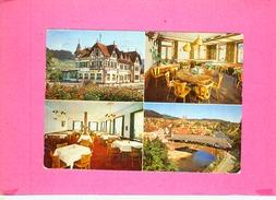 CP.  FORBACH.  HOTEL  FRIEDRICHSHOF - Forbach