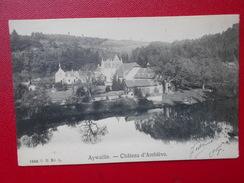 Aywaille :Château D'Amblève  (A2862) - Aywaille
