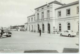 Gembloux - La Gare - Oldtimer - écrite 5-2-1976 - Edit. Smetz - Gembloux