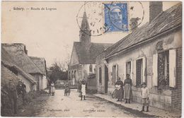 Gohory. Route De Logron - France