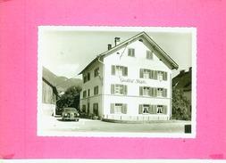 CP.  THÜRINGEN.  GASTHOF  RÖSSLE. OLD CARS MERCEDES - Autriche