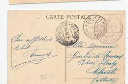 C 118)INTENDENZA GENERALE DIREZIONE TRIPOLITANIA VIAGG. 1912 - Tripolitania