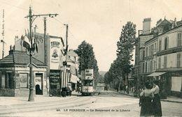 LE PERREUX(TRAMWAY) - Le Perreux Sur Marne