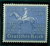 Deutsches Reich. Deutschlandpreis, Nr. 698 Postfrisch ** - Ungebraucht