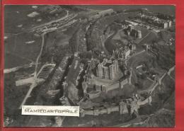 England - DOVER CASTLE - Kent - Air View - Dover