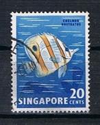 Singapore Y/T 58 (0) - Singapour (1959-...)
