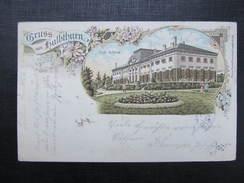 AK HALBTHURN HALBTURN ND Litho 1899 //// D*27193 - Österreich