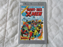 MARVEL Comics Group Milestone Edition Giant Size X-MEN 1975 Reprinting 1991 - Marvel