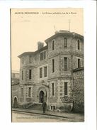 Cp - SAINTE MENEHOULD (51) - La Prison Cellulaire Rue De La Force - Sainte-Menehould