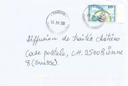 Cameroun Cameroon 2008 Touboro Latest Monument Cover - Kameroen (1960-...)