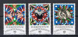 Restposten Konvolut Lichtenstein - Diverse Marken Siehe Fotos - Liechtenstein