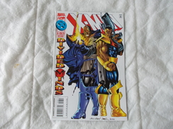 MARVEL Comics Group X-MEN Deluxe Divided Minds 1995 - Marvel