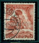 Berlin. Tag Der Briefmarke, Nr. 81, Gestempelt - Berlin (West)