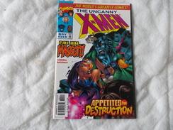 MARVEL Comics Group X-MEN The Uncanny Appetites For Destruction 1997 - Marvel