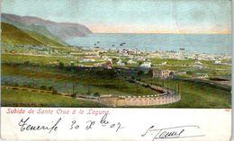 ESPAGNE -- La LAGUNA --  Subida De Santa Cruz - Espagne