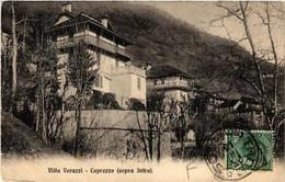 CPA Caprezzo Villa Verazzi . ITALY (541930) - Ohne Zuordnung