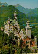 141910 Konigsschlosser Neuschwanstein Und Hohenschwangau - Schwandorf