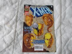 MARVEL Comics Group X-MEN The Uncanny Beware The Hand Of Ozymandias 1996 - Marvel
