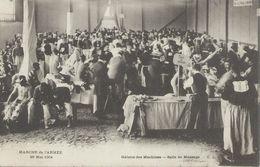 78 Yvelines Saint Germain Paris Marche De L'armée 29 Mai 1904 Galerie Des Machines Salle De Massage - St. Germain En Laye (castle)