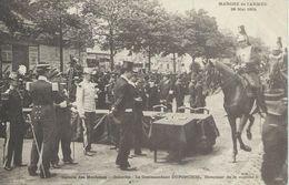 78 Yvelines Saint Germain Paris Marche De L'armée1904 Galerie Des Machines Contrôle Commandant Duponchel Directeur - St. Germain En Laye (castle)