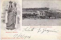 Cagliari -Santuario Della Madonna Di Bonaria - - Cagliari