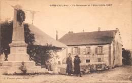 01 - AIN  / 011371 - Lompnaz - Hôtel Girardet - France