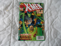 MARVEL Comics Group X-MEN Must An X-Man Die To Cure The Legacy Virus 1997 - Marvel
