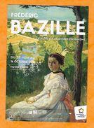 CP  Frédéric BAZILLE  La Jeunesse De L'Impressionnisme  Expo Montpellier 2016  1 - Peintures & Tableaux
