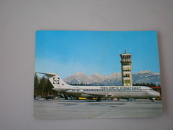 Inex Adria Airways DC 9 Seriws 30 Mcdonnell Douglas Ljubljana - Aerodrome